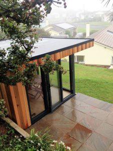 Garden room foundations, Garden studios, Garden rooms
