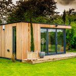 garden living annexe