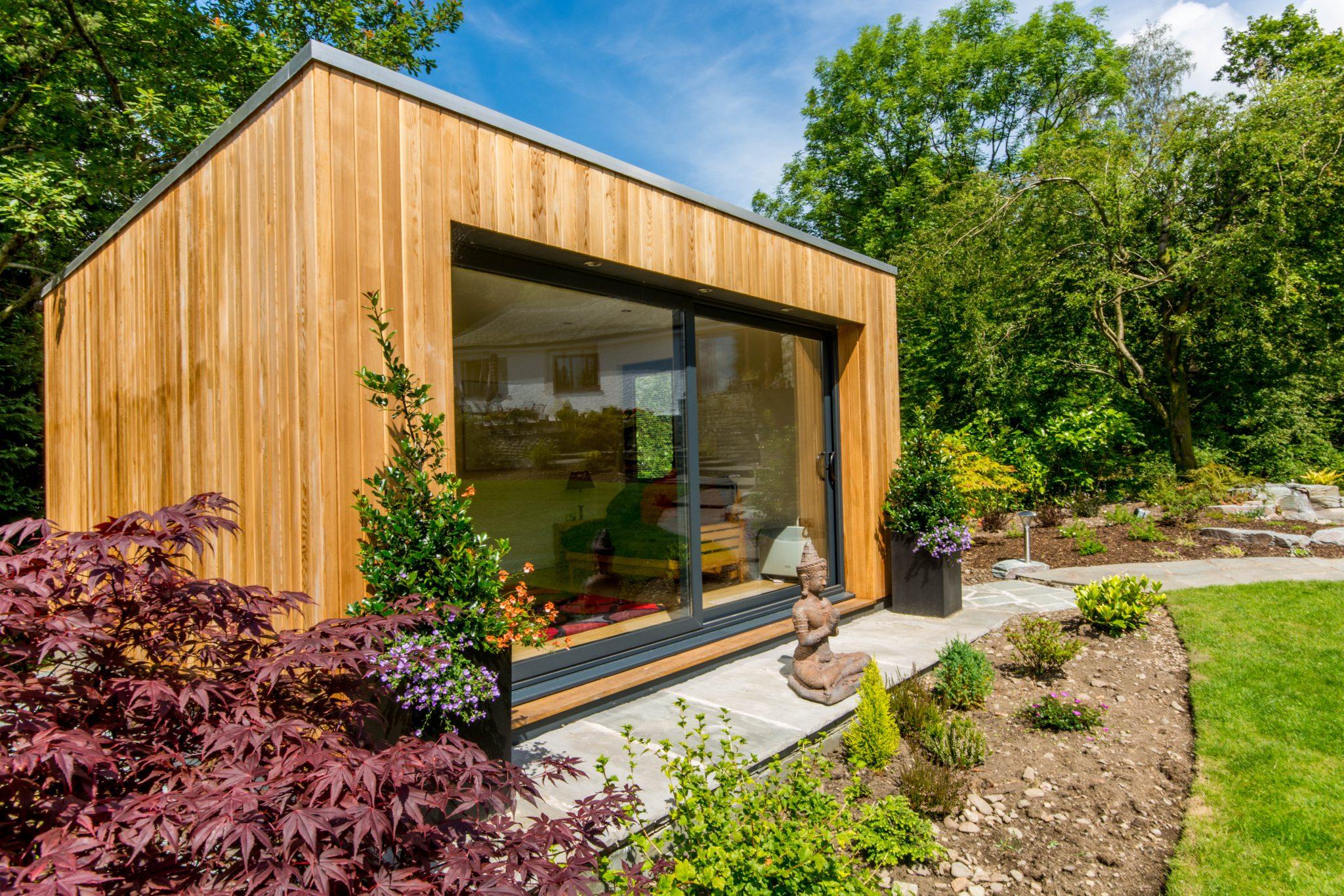 Room With A View Garden Design Part - 19: 0045_Swift Garden Rooms Grasmere-24 ...