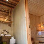 garden rooms with sauna spa facilities