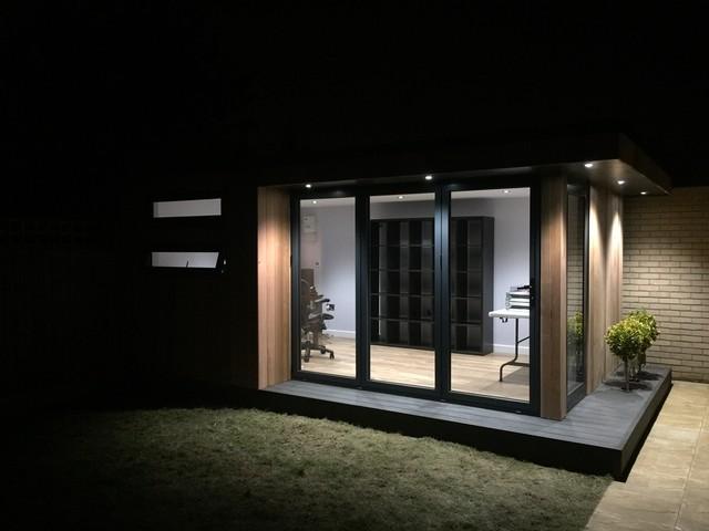 Garden rooms, Garden studios