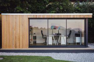 3. Garden office