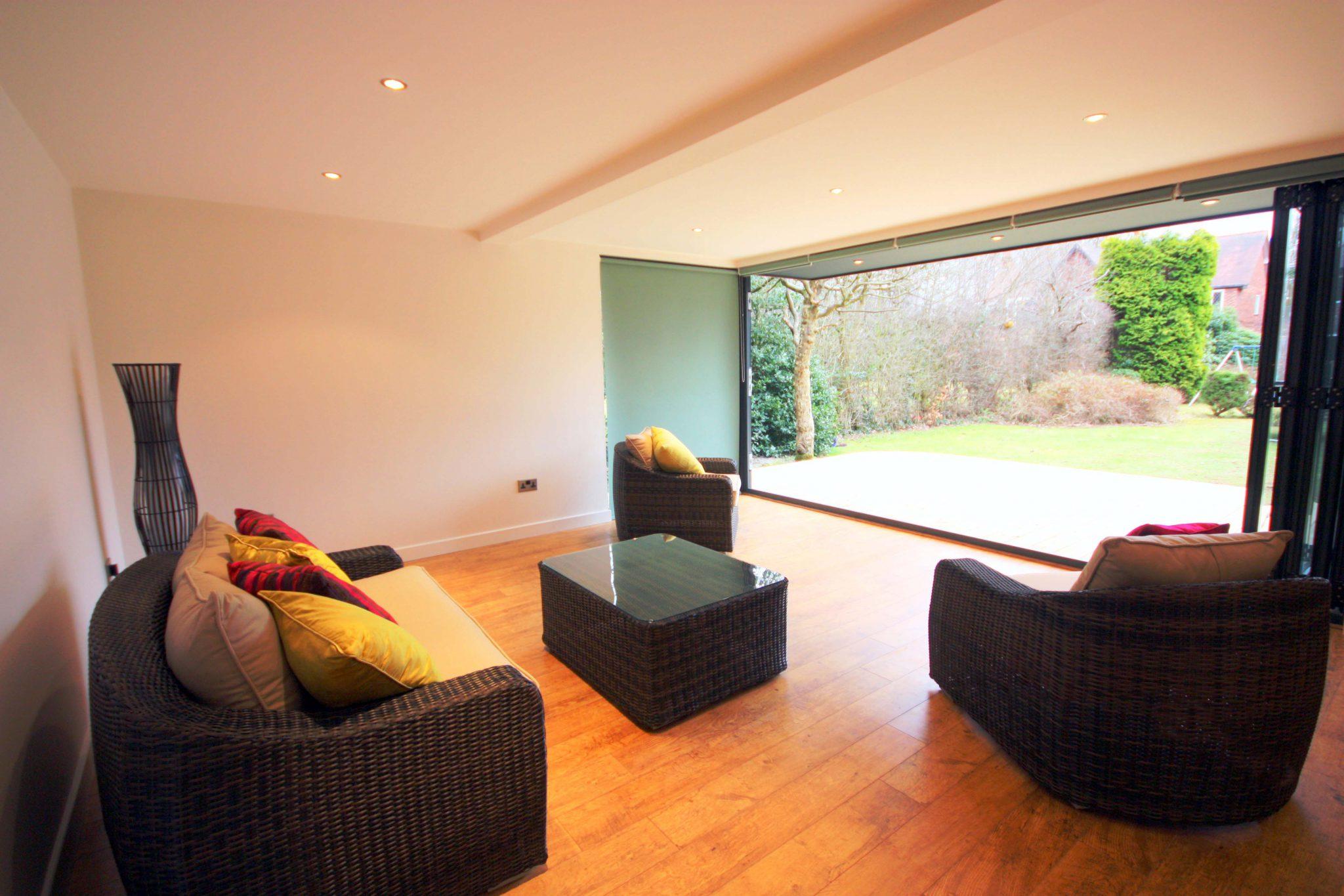 Garden rooms, garden family rooms