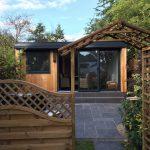 Garden rooms, Garden studio