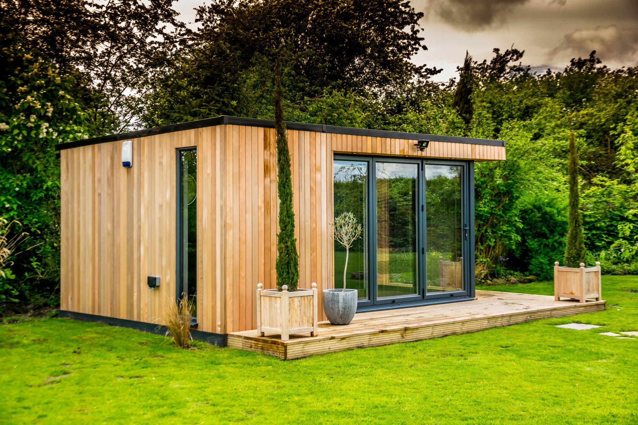 Garden rooms Cheshire, Garden rooms Manchester, Garden studios Wilmslow