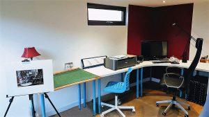 bespoke garden office suite, home office, garden rooms, garden offices