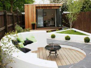 bespoke family garden room