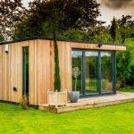 bespoke garden room exterior