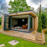 Luxury Garden Room exterior
