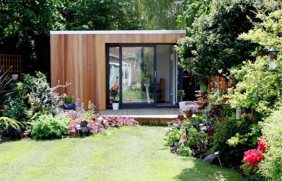 Your garden room haven come rain or shine swift garden for Swift garden rooms