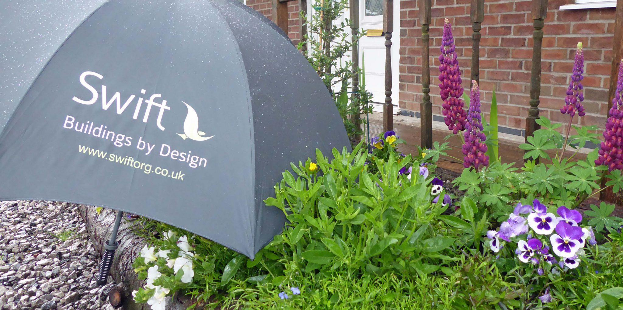 Swift Garden room Umbrella p