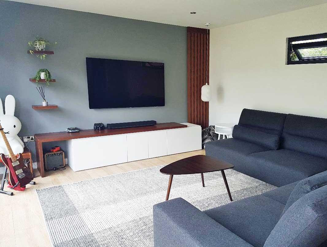 Multipurpose Garden Room in Teddington