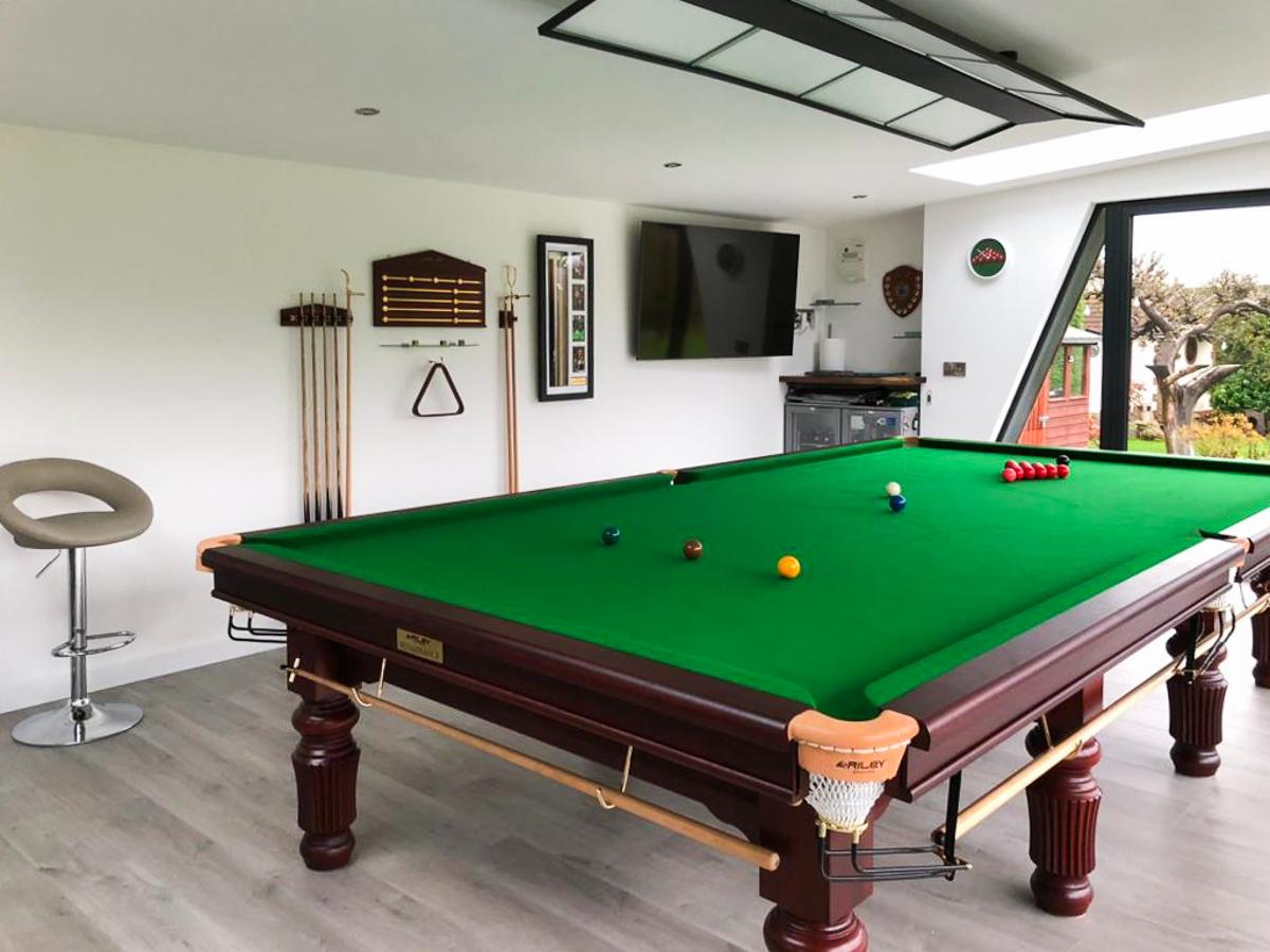 Snooker Room in West Peckham