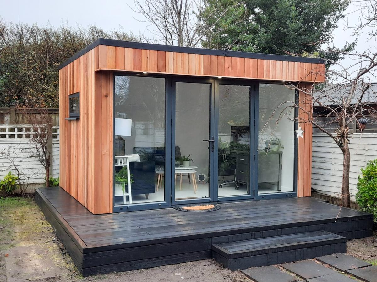 Garden Office - Wilmslow