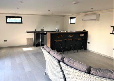 Gerrards Cross multipurpose garden room