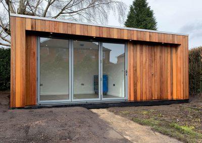 Hazel Grove garden workshop