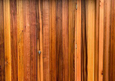 Hazel Grove garden workshop hidden doors