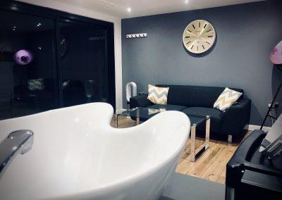 Liverpool Micro Salon Interior
