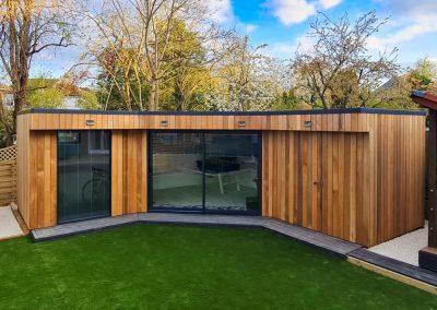 Multi-purpose garden room