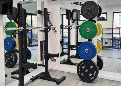 Putney garden gym Interior