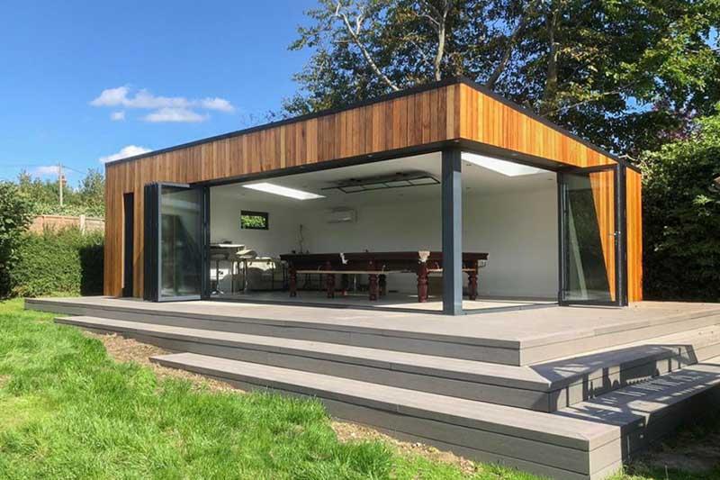 Welcome to Swift luxury garden rooms