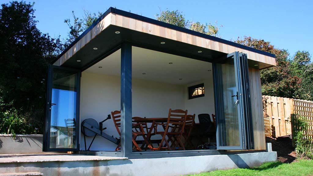 Garden Office in Devon