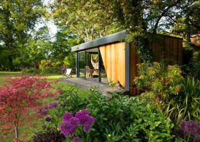Bespoke garden room, multipurpose