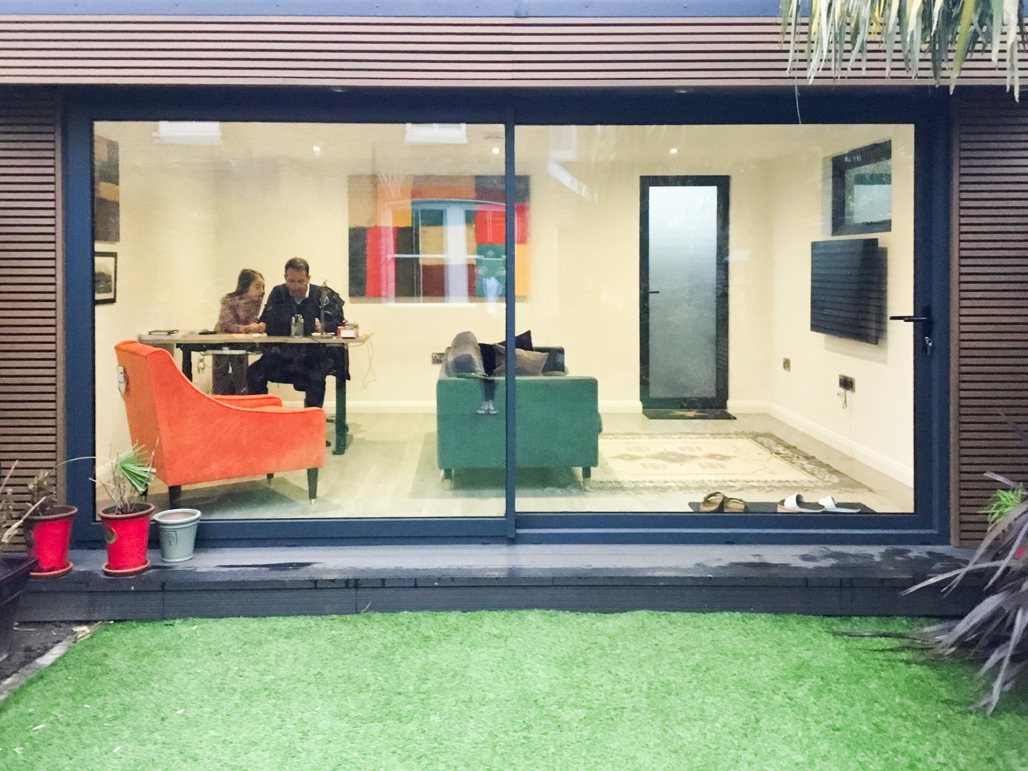 Multipurpose garden office